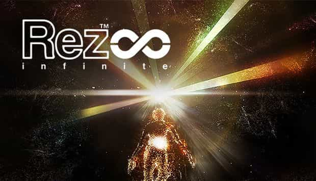 REZ INFINITE INCL DIGITAL DELUXE DLC-DARKSIDERS