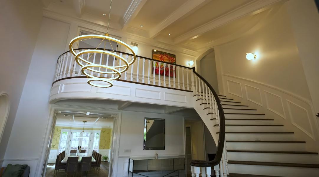 30 Interior Design Photos vs. 5221 Round Meadow Rd, Hidden Hills, CA Luxury House Tour