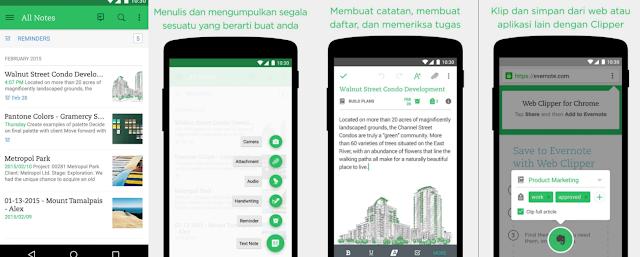 5 Aplikasi Android Penunjang Produktifitas Sehari - Hari