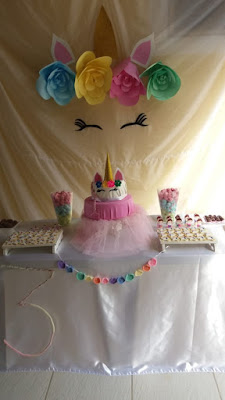 Minhas 24 Horas, aniversário menina, aniversário unicórnio, aniversário bailarina, bailarina unicórnio, Aniversário Econômico, DIY