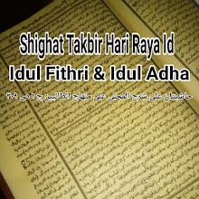 3 Shighat Takbir Hari Raya Idul Fithri & Idul Adha