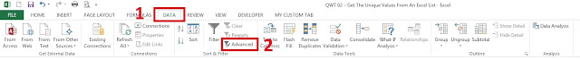 Advanced Filter Icon