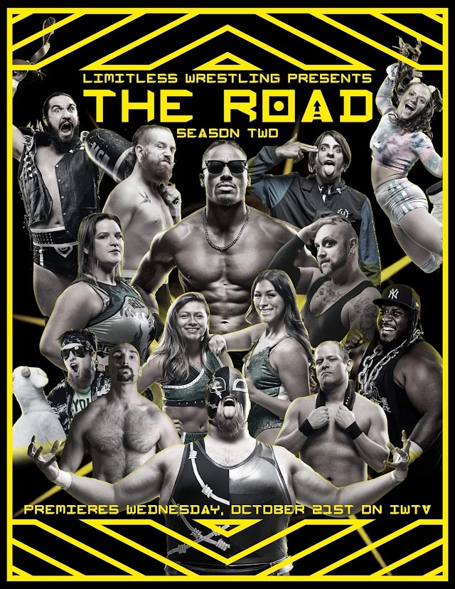Indie Wrestling Wire: Limitless  Wrestling's The Road recap.