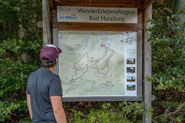 Ringwanderweg Bad Harzburg | Ausgedehnte Wanderung um die schöne Stadt im Harz 12