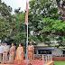 महाराष्ट्र दिनानिमित्त पालकमंत्री कु.आदिती तटकरे यांच्या हस्ते जिल्हाधिकारी कार्यालयात ध्वजारोहण संपन्न