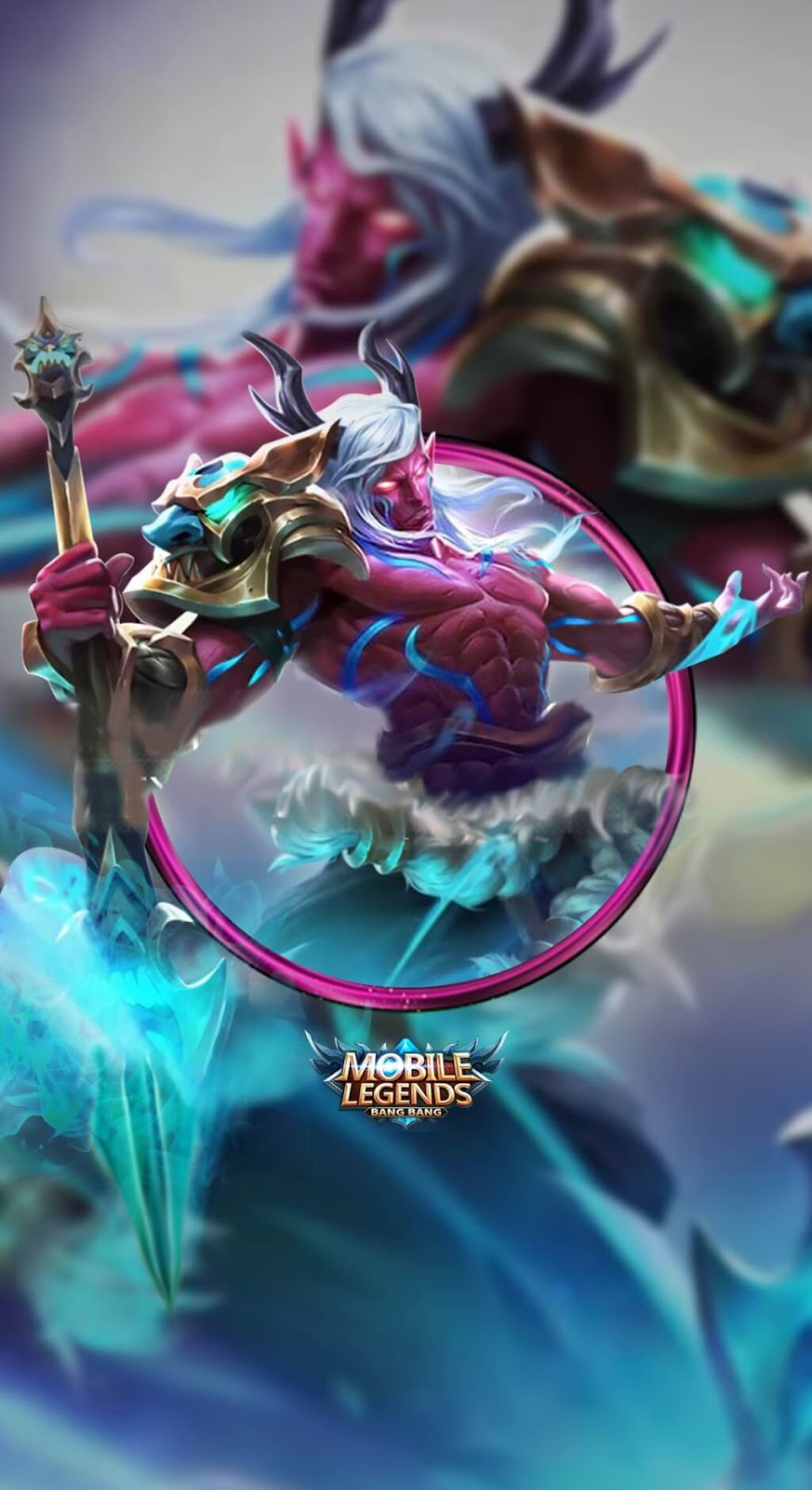 Wallpaper Moskov Yasha Skin Mobile Legends HD for Android and iOS