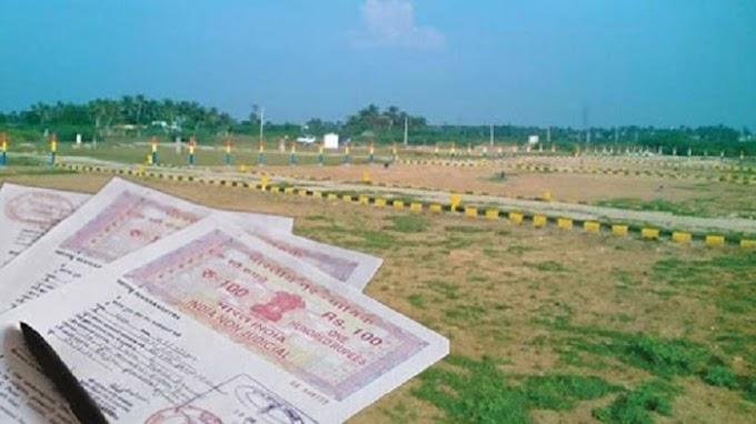 बिहार में फर्जी माना जाता हैं ऐसे जमीन को , खरीदने से बचना चाहिए