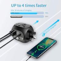 Travel Adapter International Power Adapter