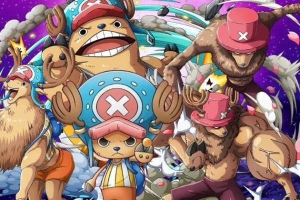 Buah Iblis Zoan di One Piece