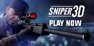 SNIPER 3D ASSASSIN GUN SHOOTER (MOD, UNLIMITED GOLD/GEMS)