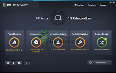 Free Download AVG PC TuneUp Latest Version Full