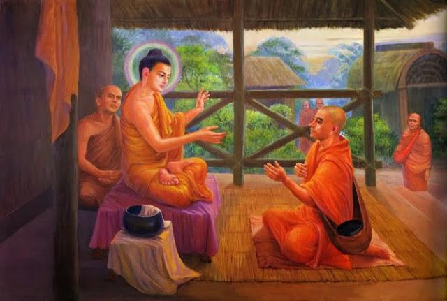 Đạo Phật Nguyên Thủy - Kinh Tăng Chi Bộ - Hương thơm