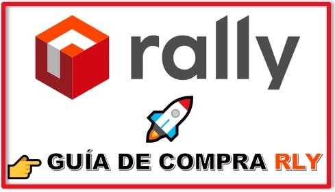 Cómo y Dónde Comprar Criptomoneda RALLY (RLY) Tutorial Español