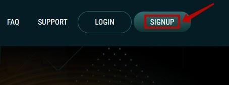 Регистрация в BTCHorizon