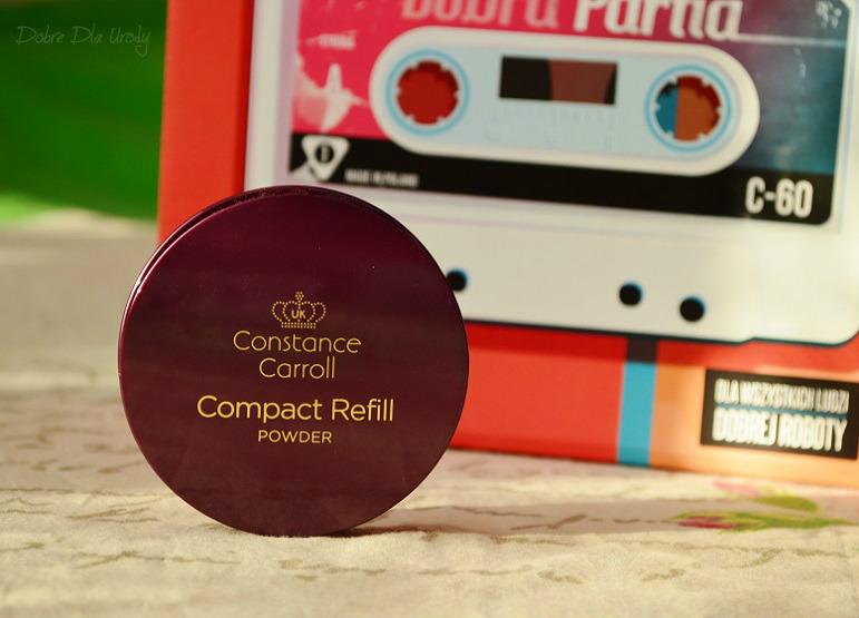 ShinyBox Dobra Partia - Constance Carroll Puder prasowany COMPACT REFILL