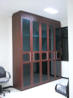 Rak Arsip Kantor Tinggi Sampai Plafon + Furniture Semarang
