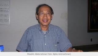 Moeslim Abdurrahman, Cendekiawan Muhammadiyah Penggagas Islam Transformatif
