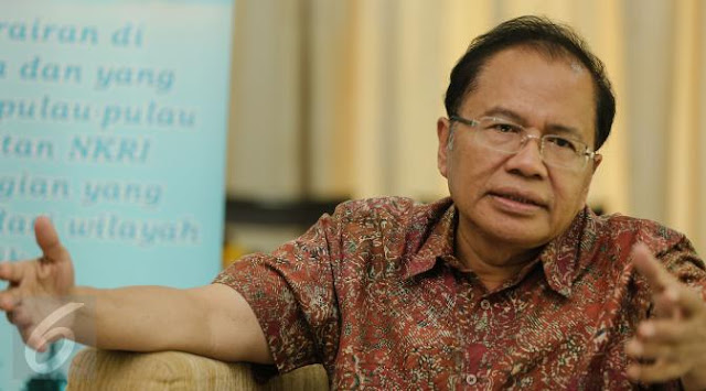 Rizal Ramli: Mohon Maaf, Jokowi Tidak Berhasil, Tapi Siapa Tahu Ada Ide Baru