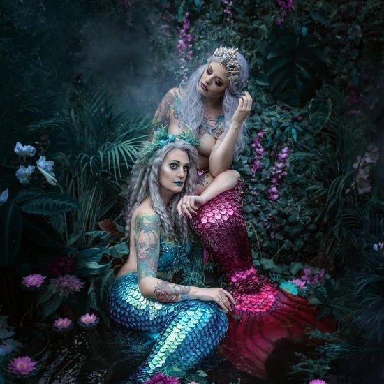 Merle Harms kristalkind instagram arte fotografia mulheres fashion fantasia modelos cosplay magia