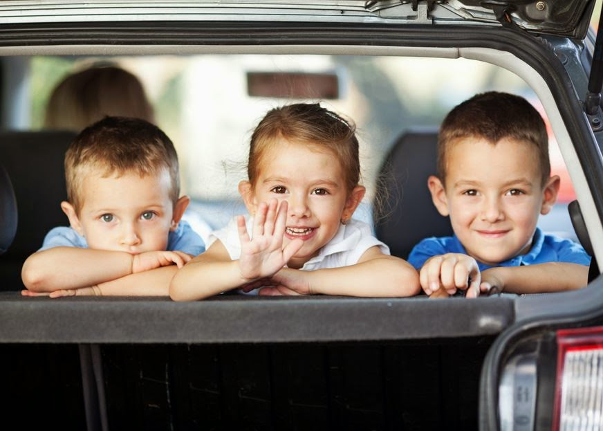 Family-Friendly Vehicles That Keep You And Your Kids Safe On The Road  via www.productreviewmom.com