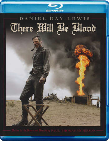 Poster Of There Will Be Blood 2007 English 450MB BRRip 480p ESubs Free Download Watch Online Worldfree4u