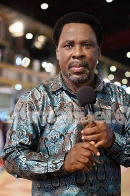 T.B Joshua reacts to criticisms he received from his prophesy about the US election