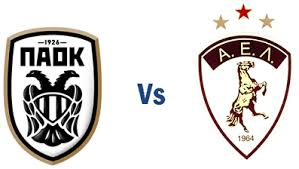 Watch PAOK vs Larissa live Stream Today 09/12/2018 online Greece Super League