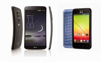 LG G Flex and LG Optimus F3Q lands on T-Mobile