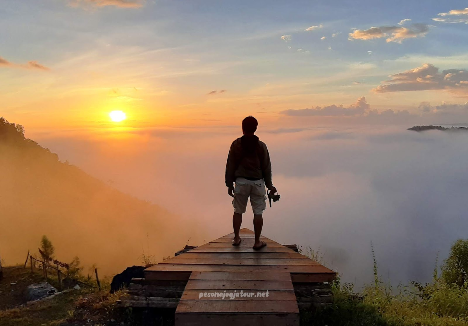 Wisata Sunrise Jogja