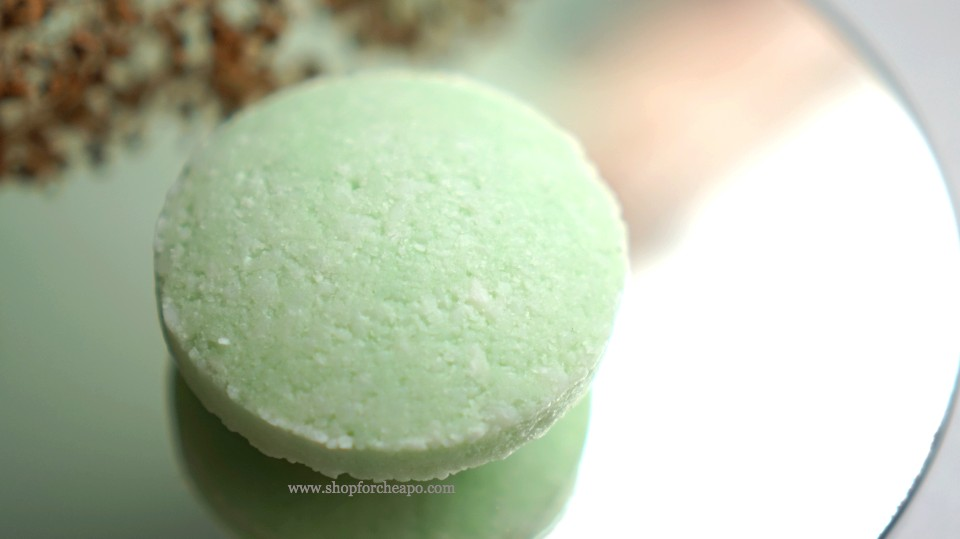 Review Seven Cactus Soapworks Lemon Mint Shampoo Bar