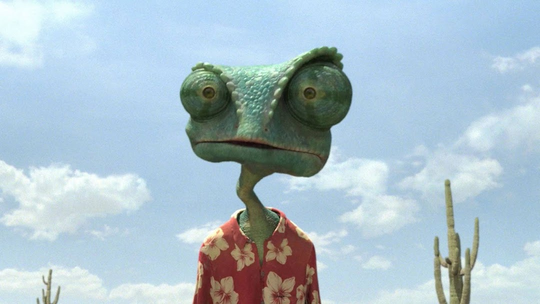 2011 Rango Movie HD Wallpaper 5
