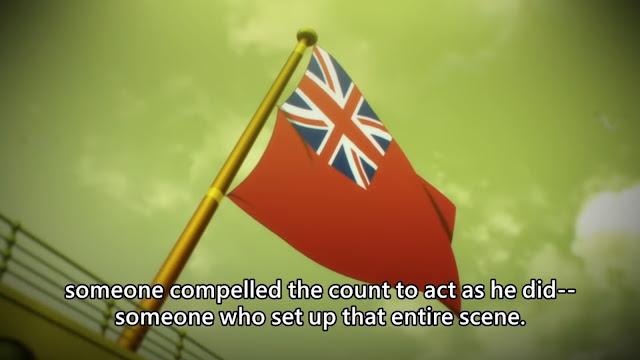 Moriarty the Patriot Episode 7