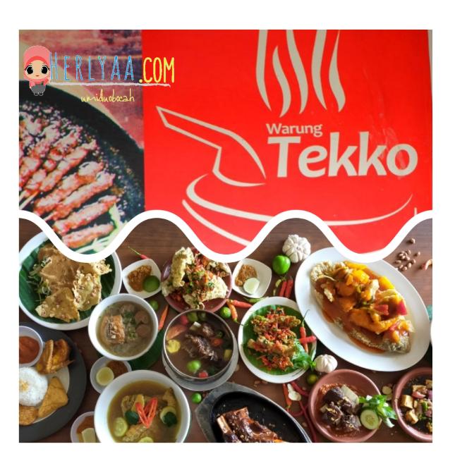 Warung Tekko (Bukan Hanya) Spesial Iga Penyet!