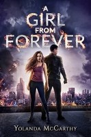 A Girl From Forever by Yolanda McCarthy