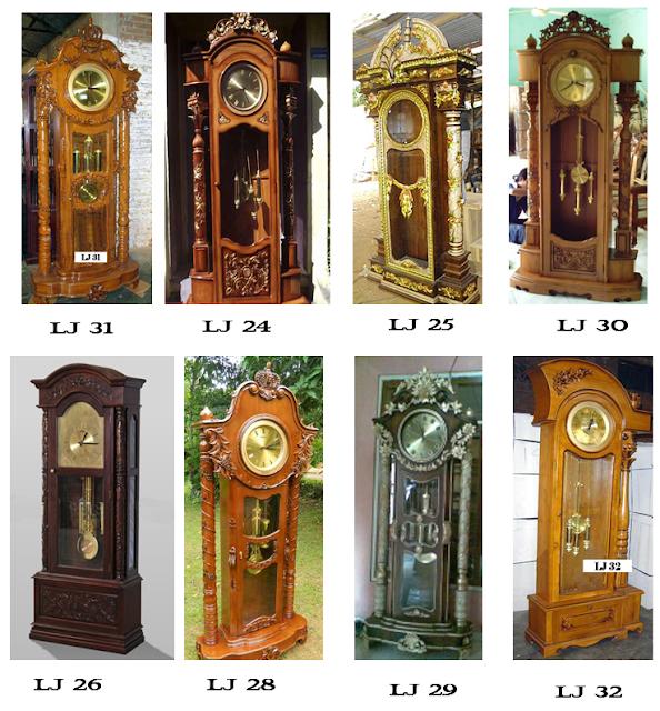 swedish floor clocks