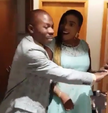 nigerian woman wedding anniversary proposal