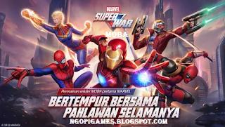 Download MARVEL Super War Apk + OBB Latest Version for android