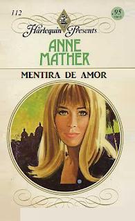 Anne Mather - Mentira De Amor