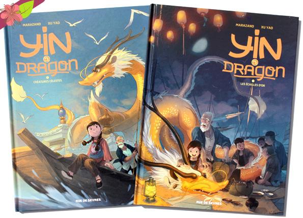 Yin et le dragon - Volume 1 et 2