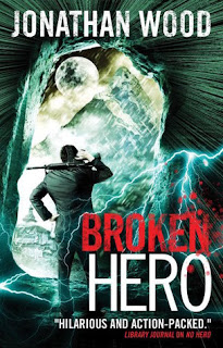 Broken Hero by Jonathan Wood