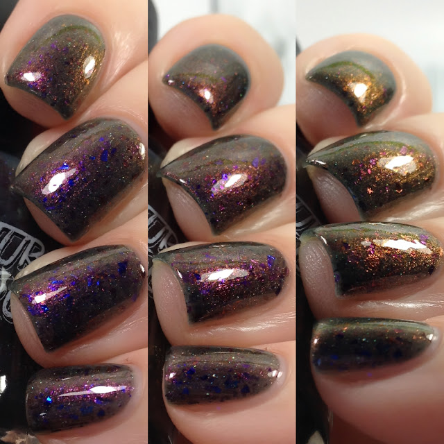 Supernatural Lacquer-Meowdusa