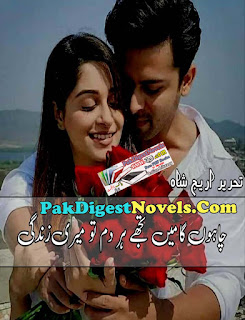 Chahon Ga Mein Tujhe Har Dam Tu Meri Zindagi Novel By Areej Shah Pdf Download