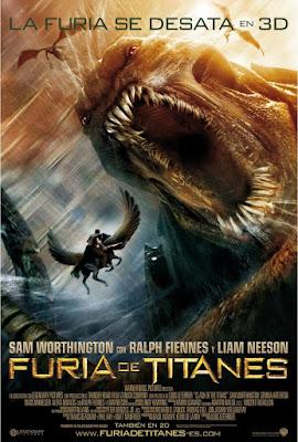 Clash Of The Titans 2010 DVD R1 NTSC Latino