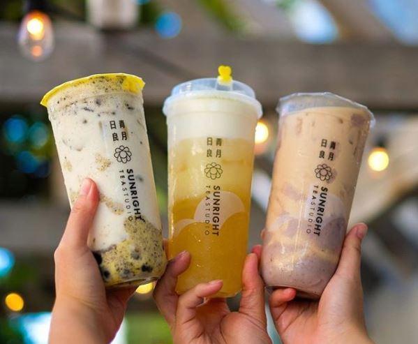 Feb 14 | BOGO Free Drinks at ALL Sunright Tea Studio Locations!
