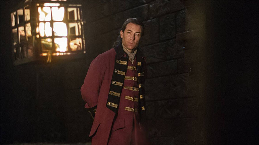 Enter Our Outlander Signed Tobias Menzies Photo Giveaway [COMPLETED]