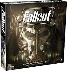 Fallout el juego de tablero