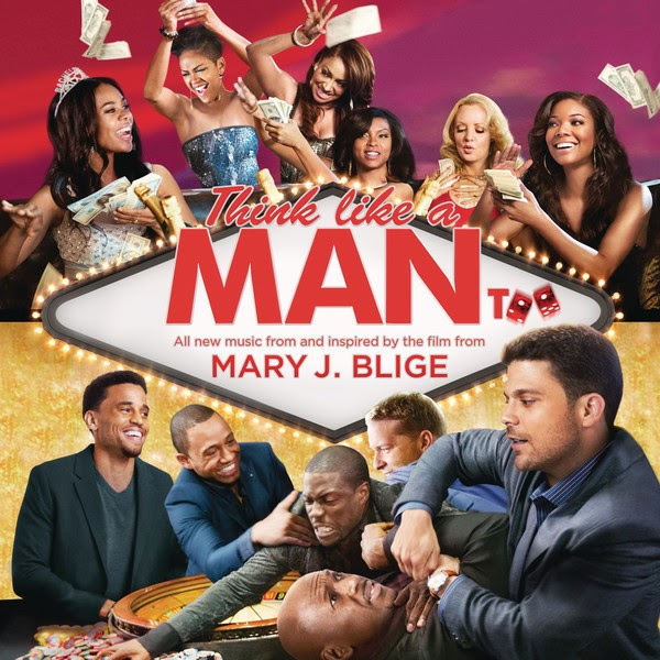 Mary J. Blige - Think Like a Man Too (Music from and Inspired by the Film) Cover