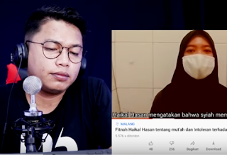Video : Ahwat Syiah Indonesia: Ustad Haikal Telah Menfitnah Syiah