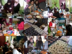 KELAS DEMO MUFFIN & BROWNIES