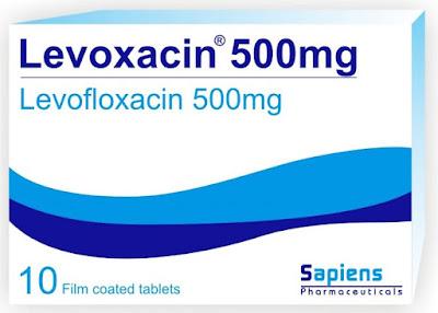Harga Levofloxacin 500mg Terbaru 2017